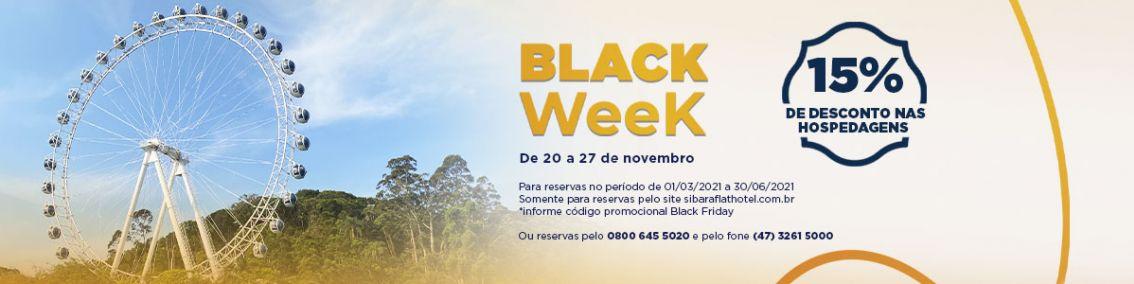 Black Week 2020 - Sibara Hotel
