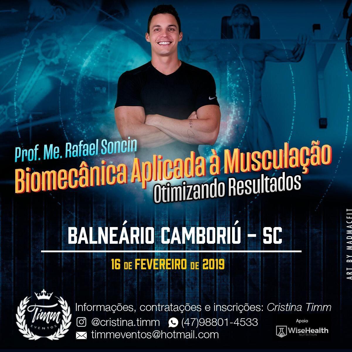 Biomecânica Aplicada à Musculação