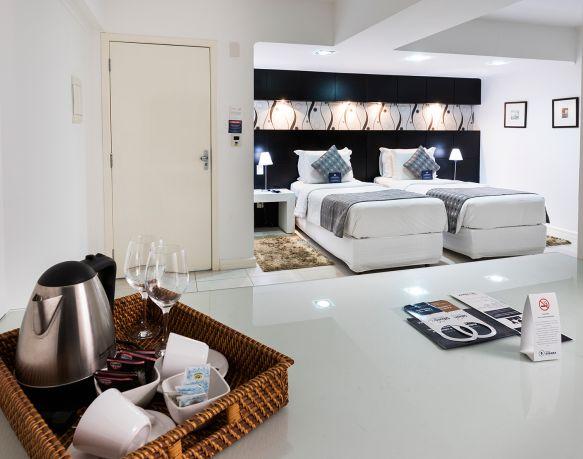 Apto Luxo Duplo - Sibara Hotel