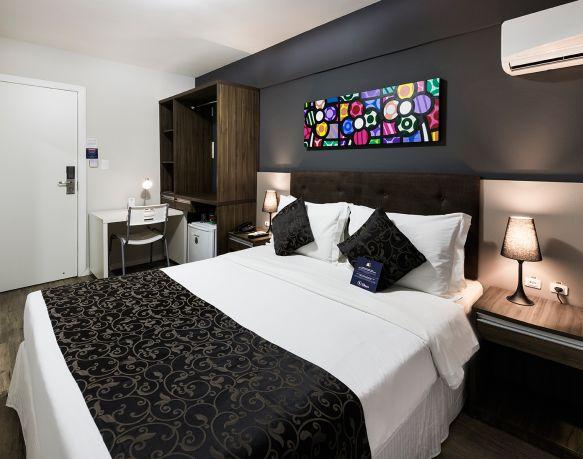 Econômico Casal - Sibara Hotel