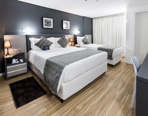 Apto Superior Casal + 01 - Sibara Hotel