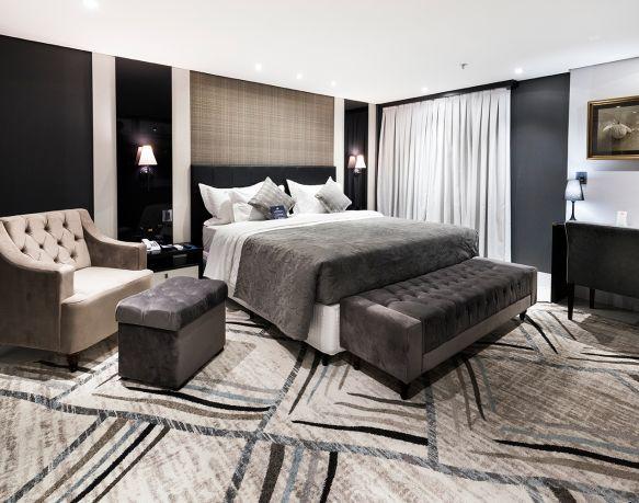 Suíte Master - 18º Andar - Sibara Hotel