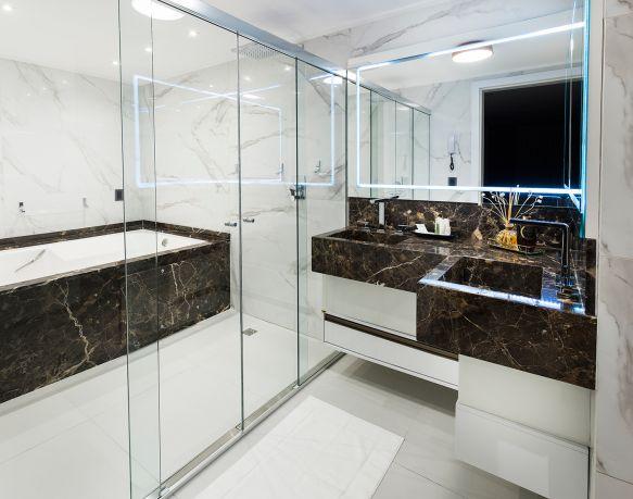 WC Suíte Semi Presidencial - Sibara Hotel
