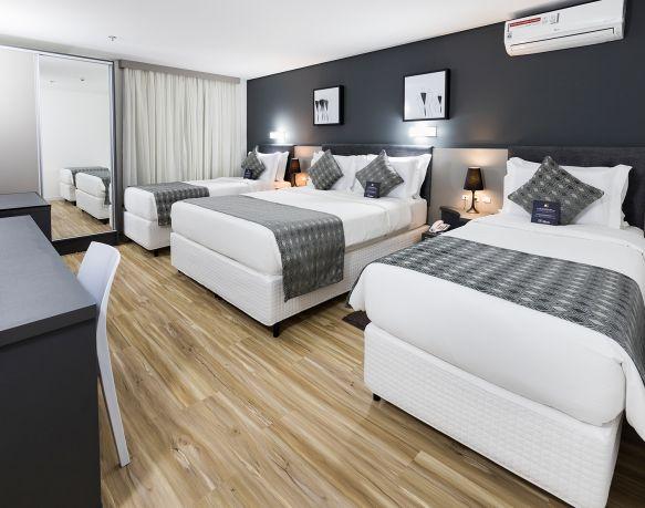 Apto Superior Casal + 02 - Sibara Hotel