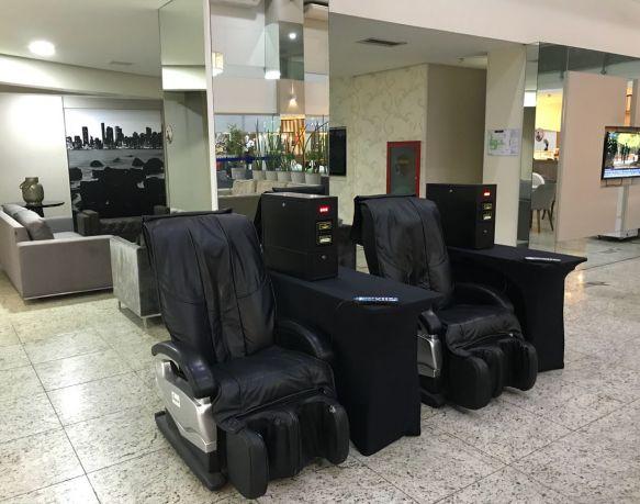 Cadeira de Massagem - Sibara Hotel