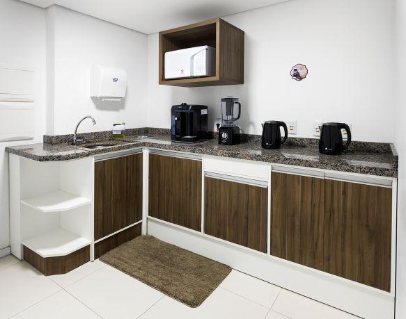 Mini Cozinha - Sibara Hotel