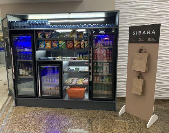 Conveniência 24h Sibara - Sibara Hotel