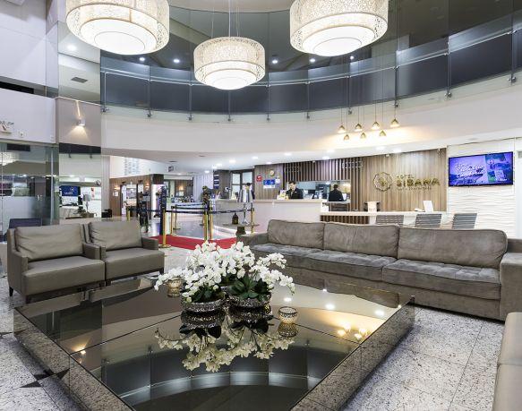 Hall de Entrada - Sibara Hotel