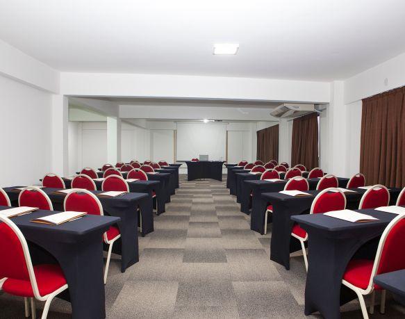 Sala Báltico - Sibara Hotel