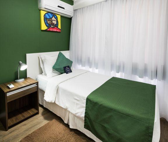 Flat Matrimonial + 01 - Sibara Hotel