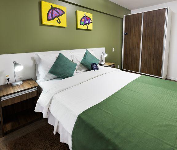 Flat Couple + 01 - Sibara Hotel
