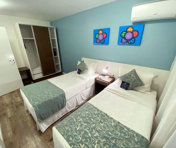 Flat Quad - Sibara Hotel