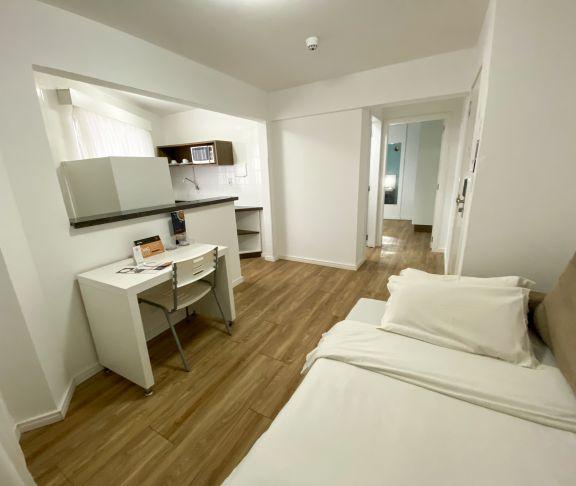 Flat Single or Double - Sibara Hotel
