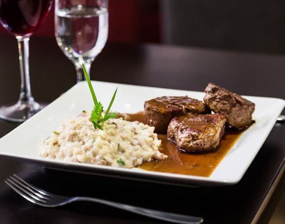 Restaurante Hugani - À La Carte - Sibara Hotel