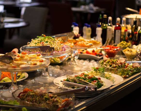Restaurante Hugani - Buffet Almoço - Sibara Hotel