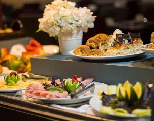 Restaurante Hugani - Café da Manhã - Sibara Hotel