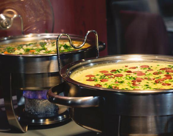 Festival de Sopas - Restaurante Hugani - Sibara Hotel