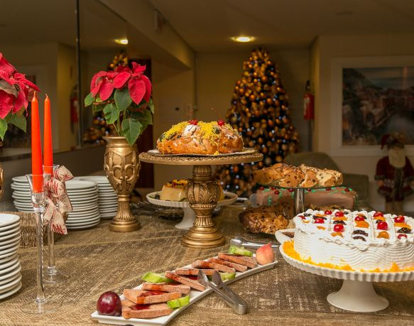 Natal 2018 - Ceia - Sibara Hotel