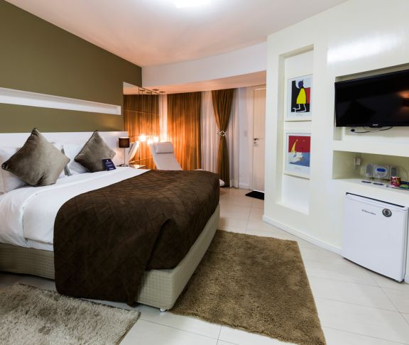 Single or Double Master Suite - Sibara Hotel