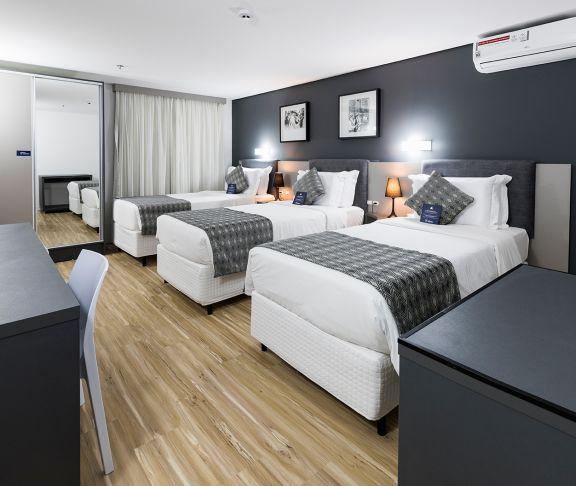 Superior Triple - Sibara Hotel